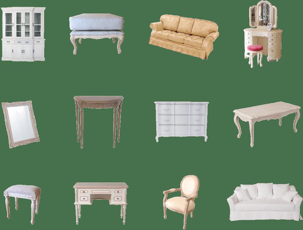 オーダー家具のイメージ写真