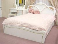 アフロディーテ ベッド セミダブルサイズ