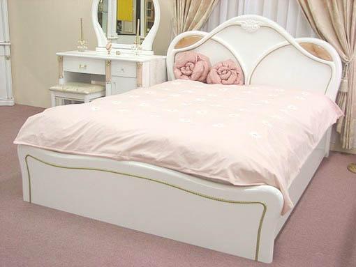 アフロディーテ ベッド ダブルサイズ