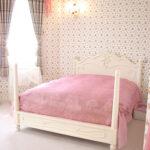 ラ・シェル 天蓋付きベッド ダブルサイズ セパレートのサムネイル