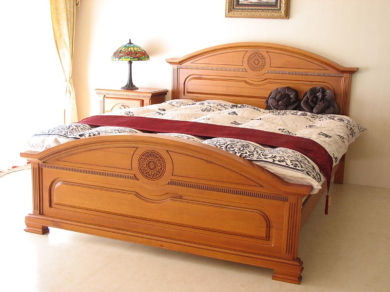 モナコ ベッド クイーンサイズ