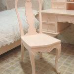 プリマベーラ クィーンアンチェア パステルピンク色のサムネイル