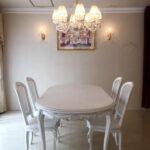 ラ・シェル ダイニングテーブル W200cm ビバリーヒルズの彫刻 マダム・ココ色のサムネイル