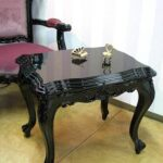 魔女サマンサ ロココ調 サイドテーブルのサムネイル