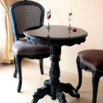 魔女サマンサ ロココ調 ティーテーブルのサムネイル