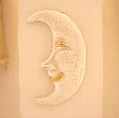 オーナメント 月の微笑