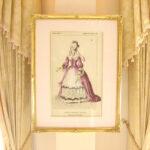 絵画 額装 マリーアントワネット ピンク WH-3のサムネイル