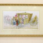 絵画  馬車のサムネイル