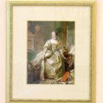 絵画 ポンパドール夫人のサムネイル