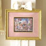 絵画 額装 プチポワン 桜の園のサムネイル