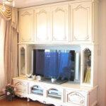 造り付け家具 パターン3 ビバリーヒルズの彫刻のサムネイル