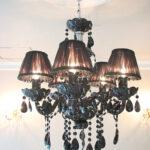 ブラックシャンデリア サマンサティアラ 5灯 シェードのサムネイル
