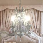 フレンチシック シャンデリア ローラ 4灯のサムネイル