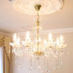 シャンデリア プリンセスティアラ 8灯のサムネイル