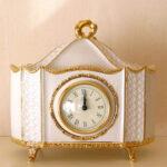 プリンセス雑貨 置時計 ロココスタイルのサムネイル
