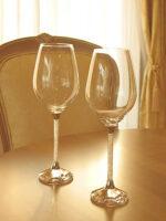 ワイングラス2 クリスタルガラス 2客セット