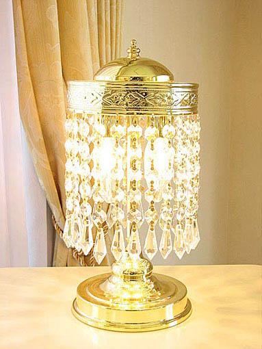 ランプ クリスタル アラビアンナイト