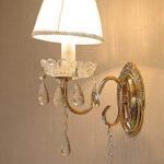ランプ ウォールランプ 1灯 シェード付きのサムネイル