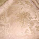 カルトナージュ 生地 ピンク 花かご柄のサムネイル