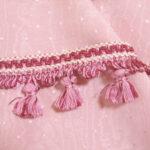 カルトナージュ フリンジ ピンク&レッドのサムネイル