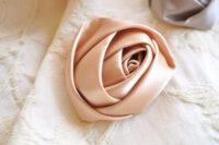 カルトナージュ 薔薇の花 ピンク