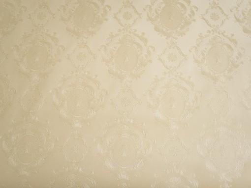 カルトナージュ 壁紙 32 メダリオン柄