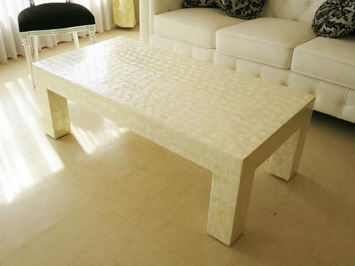 マーメイド センターテーブル