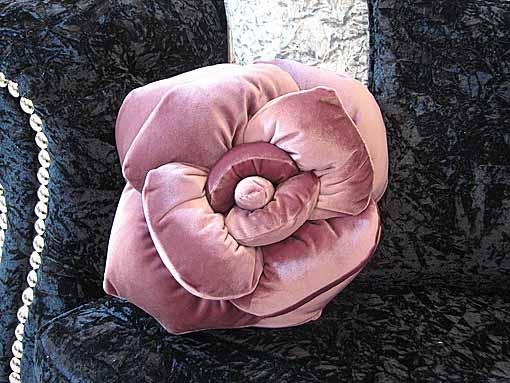 薔薇のクッション サマンサ