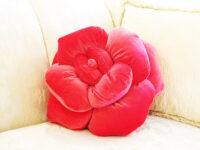 薔薇のクッション タバサ