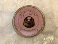 コースター チョコレート 丸型 C