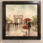 パリの雨のサムネイル
