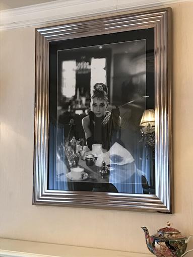 オードリーヘップバーン ティファニーで朝食を