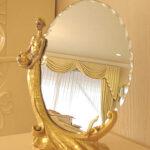 テーブルミラー 置き鏡 Lのサムネイル