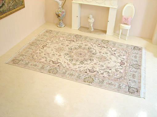 プリンセス達のペルシャ絨毯 1
