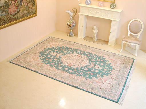 プリンセス達のペルシャ絨毯 3