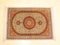 プリンセス達のペルシャ絨毯 10