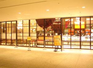 サロン・ド・モンシェール 名古屋ミッドランドスクエア店様 飲食店 店舗家具
