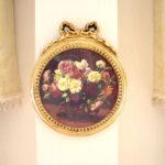 絵画 額装 花のサムネイル