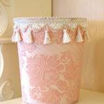 ダストボックス リボン ロマンティックピンク のサムネイル