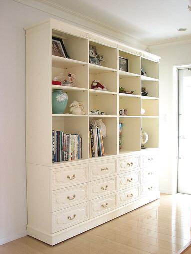 作り付け家具