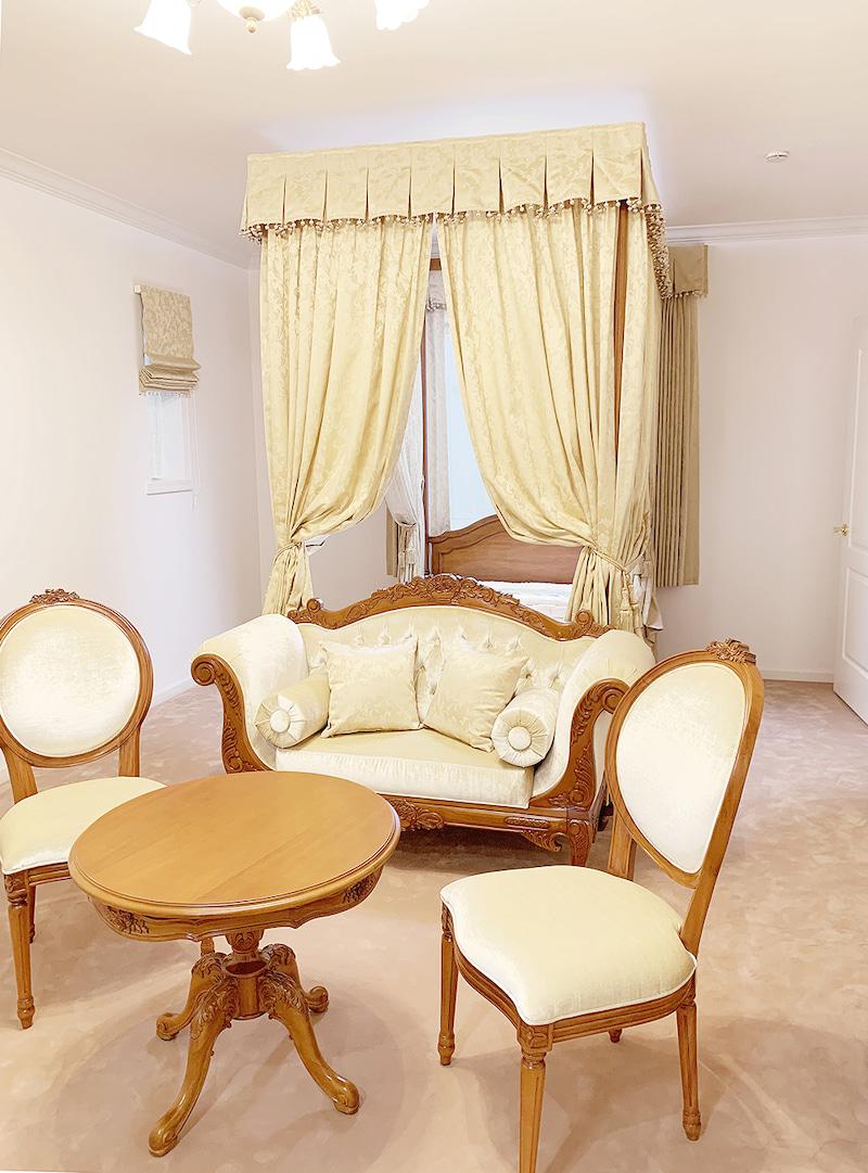 クラシック家具をお客様のお好きなスタイルで