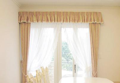 東京都 I様邸のスタイルカーテンのイメージ
