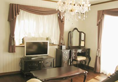 愛知県 K様邸のスタイルカーテンのイメージ