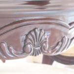 シェルの彫刻