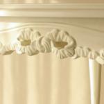 リボンの彫刻