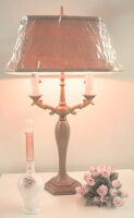 テーブルランプ ヒルトン 2灯