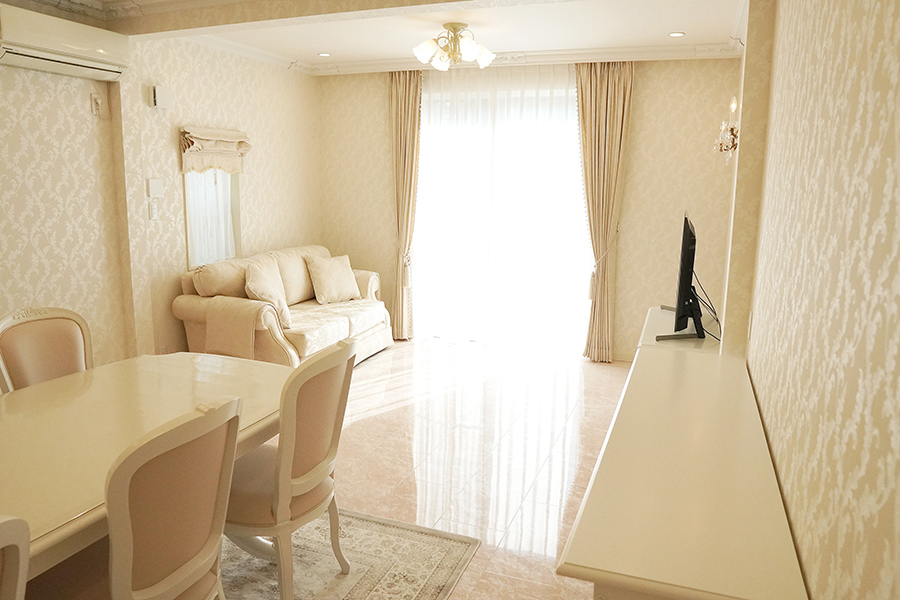 ご自宅のリフォームに合わせて家具をご注文
