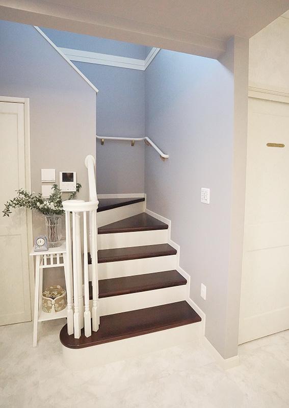 ゼブラ階段