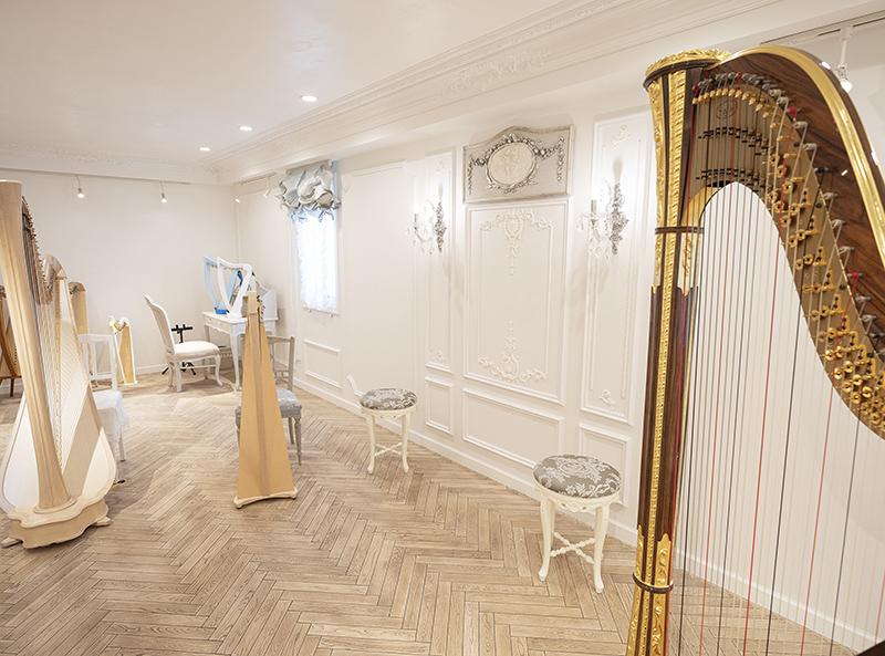 ハープの音楽室
